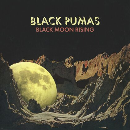 """Black Pumas - Black Moon Rising / Fire (7"""" Single)"""