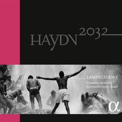 Joseph Haydn (1732-1809), Giovanni Antonini & Kammerorchester Basel - Lamentatione - Haydn 2032 Vol. 6 (2 LPs)