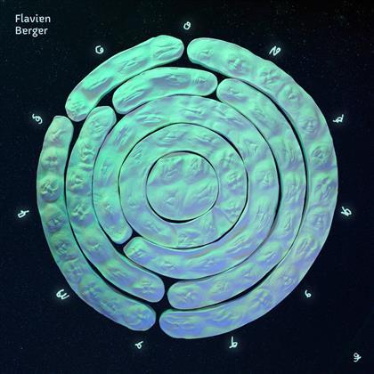 Flavien Berger - Contre-Temps (2 LPs)