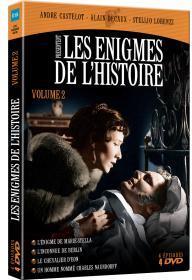 Les énigmes de l'histoire - Volume 2 (s/w, 4 DVDs)