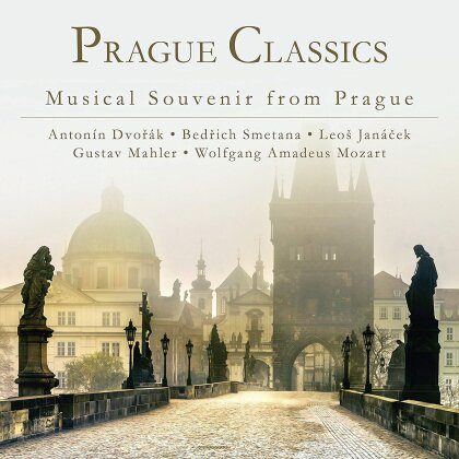 Prague Classics - Musical Souvenirs From Prague