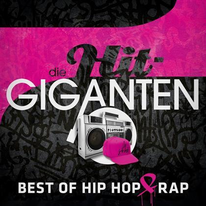 Die Hit Giganten Best Of Hip Hop & Rap (3 CD)