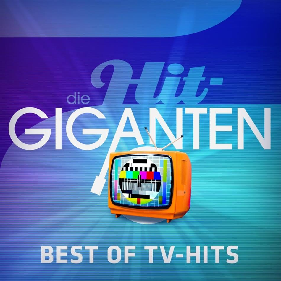 Die Hit Giganten Best Of TV-Hits (3 CDs)