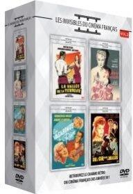 Les invisibles du cinéma français - Vol. 2 (s/w, 4 DVDs)