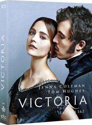 Victoria - Saison 1 & 2 (4 Blu-rays)