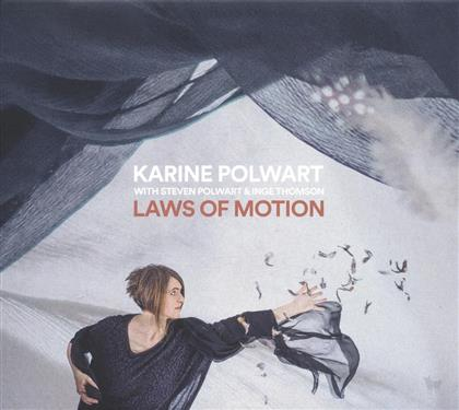 Karine Polwart - Laws Of Motion (LP)