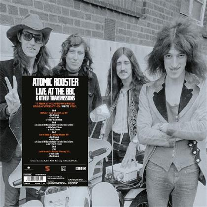 Atomic Rooster - On Air - Live At The Bbc & Other Transmissions (2 LPs)