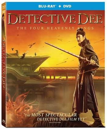 Detective Dee - The Four Heavenly Kings (2018) (Blu-ray + DVD)