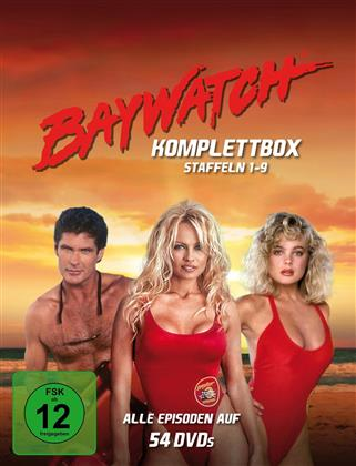 Baywatch - Komplettbox (Fernsehjuwelen, 54 DVDs)