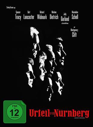 Urteil von Nürnberg (1961) (Mediabook, Blu-ray + DVD)
