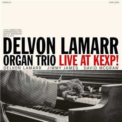 Delvon Lamarr - Live At Kexp!