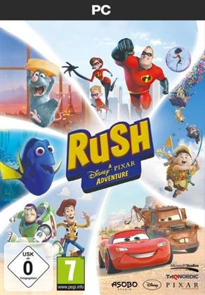 Rush - A Disney-Pixar Adventure