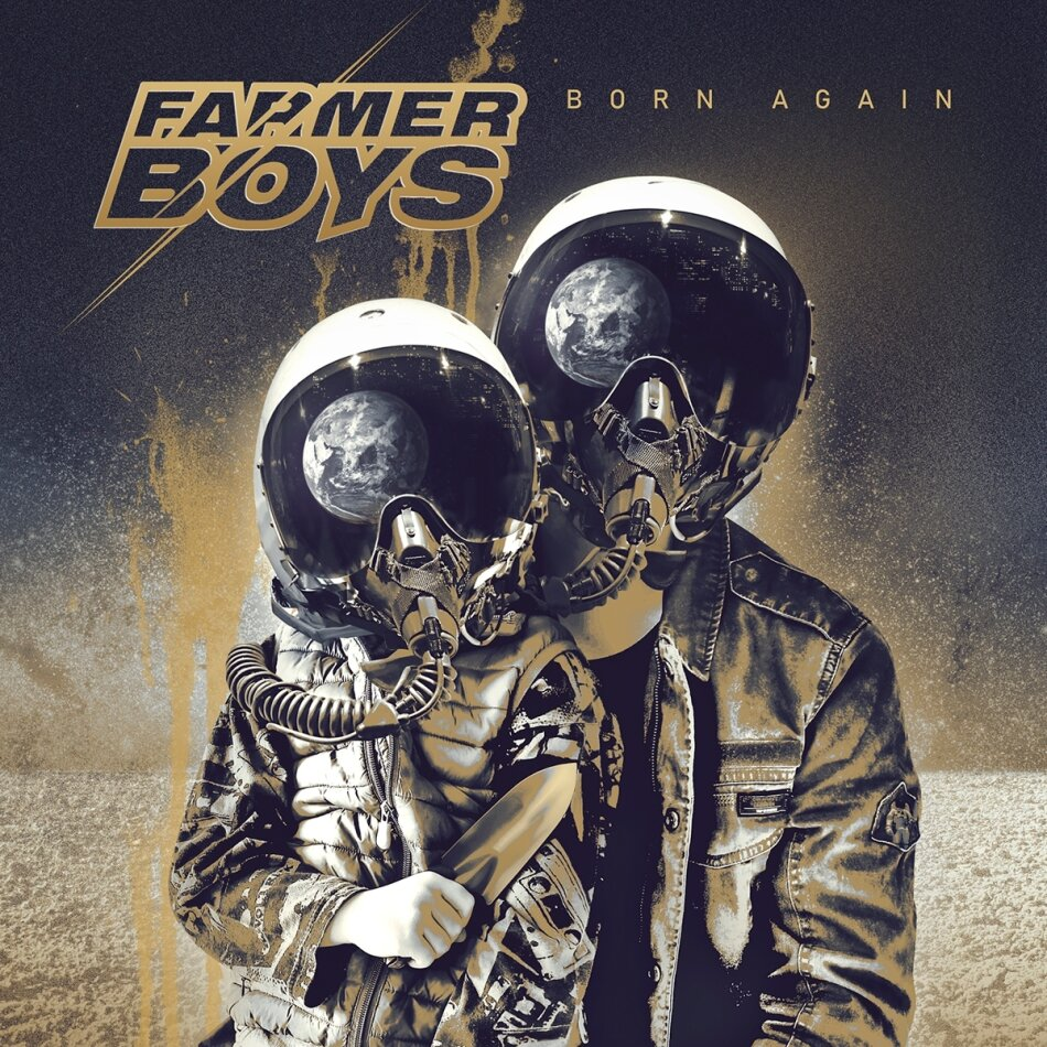 Farmer Boys - Born Again (Limited Edition)