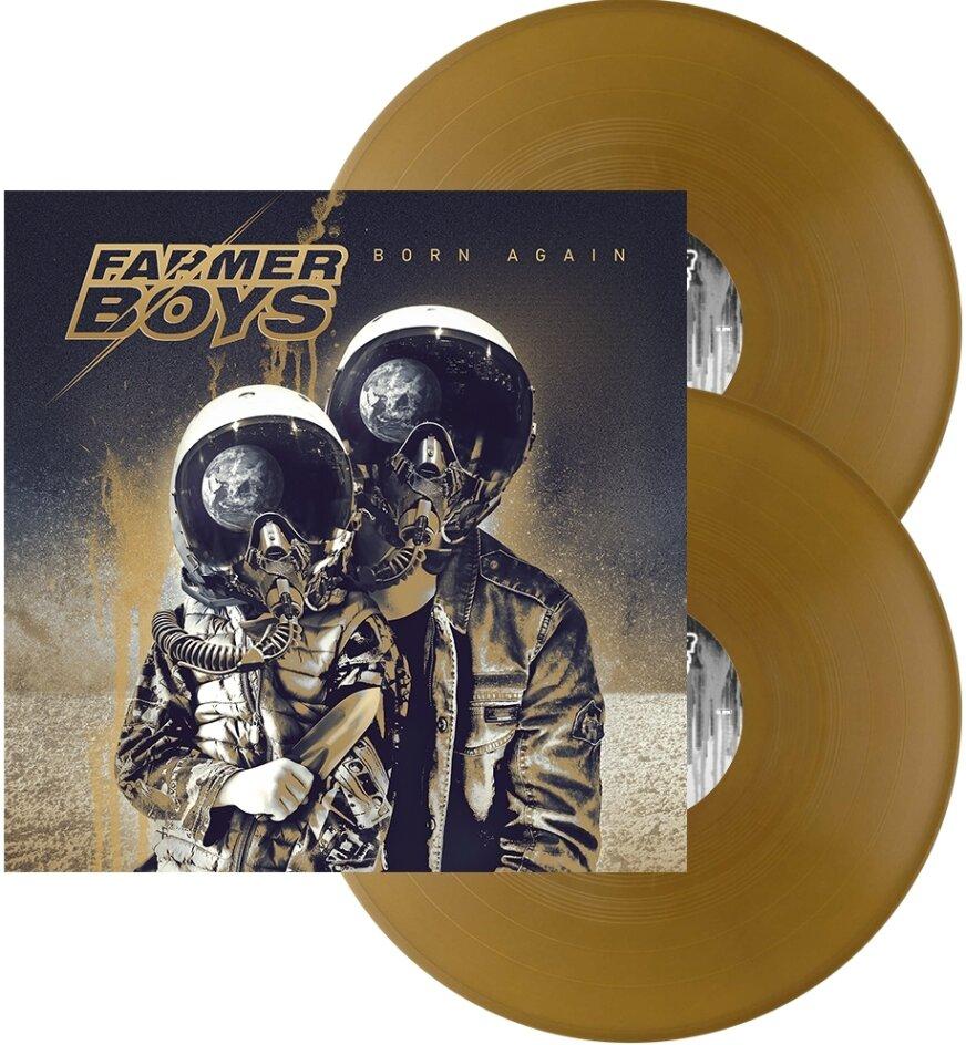 Farmer Boys - Born Again (Gold Vinyl, 2 LPs)