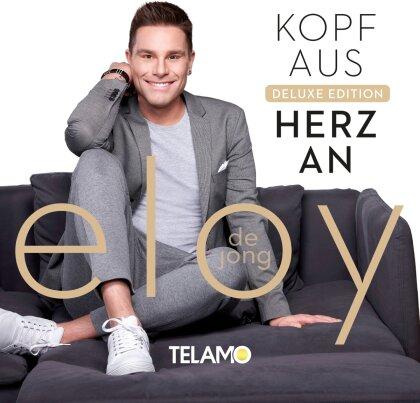 Eloy de Jong (ex. Caught In The Act) - Kopf aus-Herz an (Deluxe Edition)