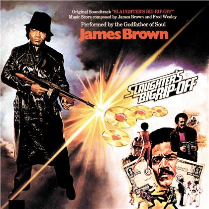James Brown - Slaughter's Big Rip-Off - OST (LP)