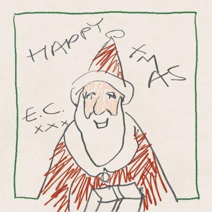 Eric Clapton - Happy Xmas (LP)