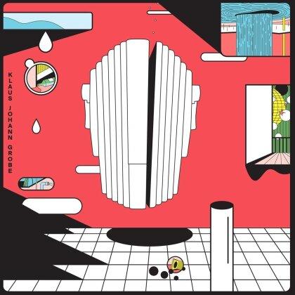 Klaus Johann Grobe - Du Bist So Symmetrisch (Blue Vinyl, LP)