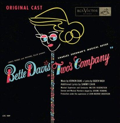 Bette Davis - Two's Company - OST - Original Cast