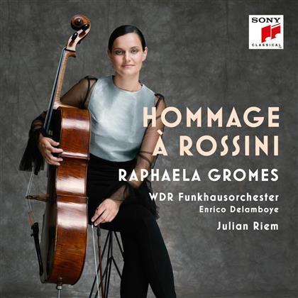 WDR Funkhausorchester Köln, Gioachino Rossini (1792-1868), Raphaela Gromes & Julian Riem - Hommage à Rossini