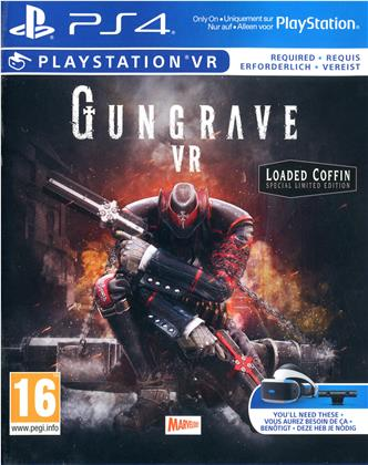 Gungrave VR -The Loaded Coffin Edition