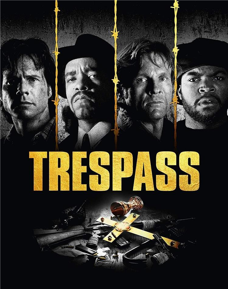 Trespass (1992) (DualDisc, Limited Edition, Blu-ray + DVD)