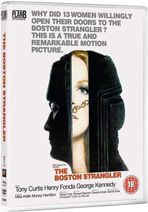 The Boston Strangler (1968) (DualDisc, Limited Edition, Blu-ray + DVD)