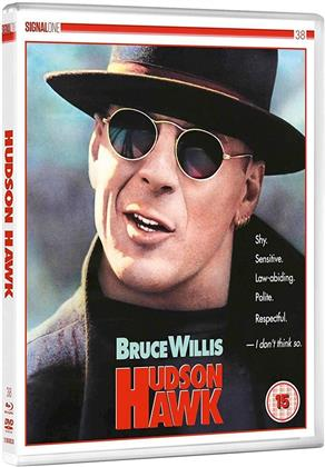 Hudson Hawk (1991) (DualDisc, Limited Edition, Blu-ray + DVD)