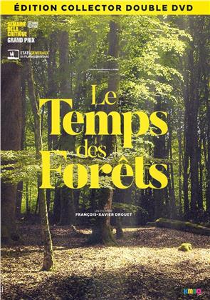 Le temps des forêts (2018) (Collector's Edition, 2 DVDs)