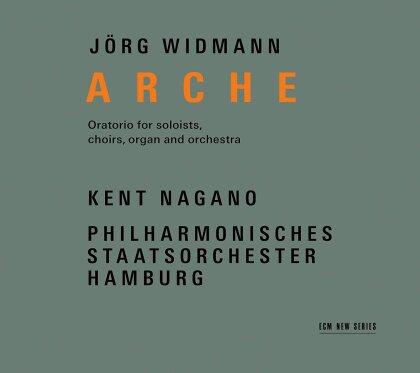Jörg Widmann, Kent Nagano & Philharmonisches Staatsorchester Hamburg - Arche - Oratorio For Soloists, Choirs, Organ And Orchestra (2 CDs)