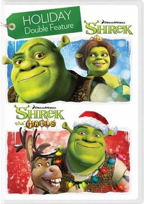 Shrek / Shrek The Halls (2 DVDs)