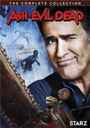 Ash vs Evil Dead - Season 1-3 - The Complete Collection (6 DVDs)
