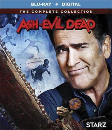 Ash vs Evil Dead - Season 1-3 (6 Blu-rays)