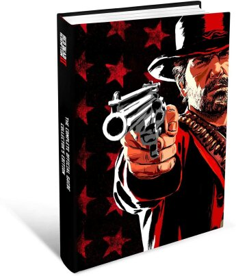 Red Dead Redemption 2 Lösungsbuch (Collector's Edition)