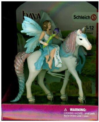 Schleich Eyela mit Prinzessinnen-Einhorn - Kunststoff-Figur