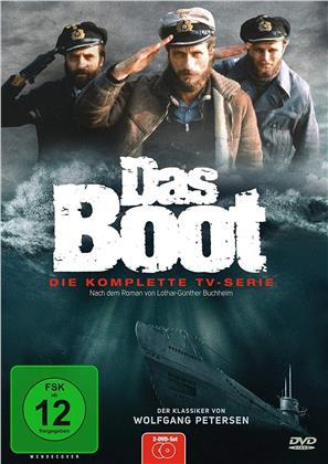 Das Boot - Die komplette TV-Serie (2 DVDs)