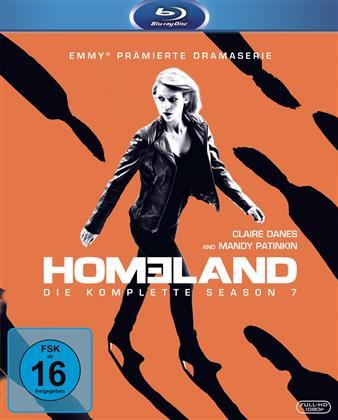 Homeland - Staffel 7 (3 Blu-rays)