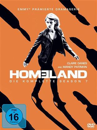 Homeland - Staffel 7 (4 DVDs)