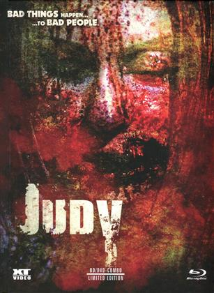 Judy (2014) (Cover A, Limited Edition, Mediabook, Blu-ray + DVD)