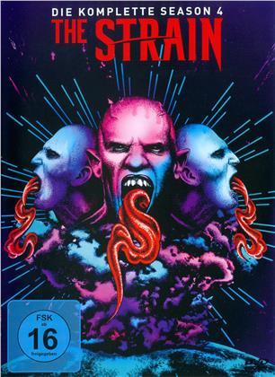 The Strain - Staffel 4 (3 DVDs)