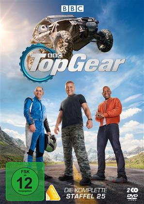 Top Gear - Staffel 25 (2 DVDs)