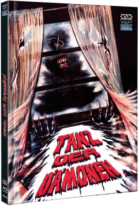 Tanz der Dämonen (1990) (Cover A, Limited Edition, Mediabook, Blu-ray + DVD)