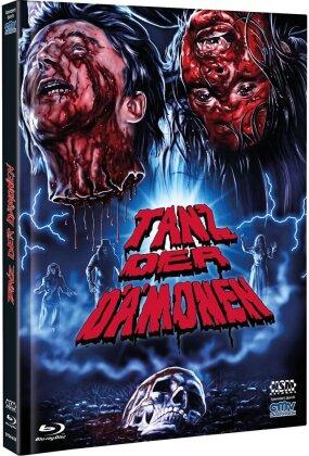 Tanz der Dämonen (1990) (Cover B, Limited Edition, Mediabook, Blu-ray + DVD)