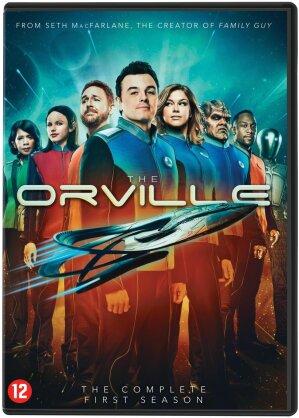 The Orville - Saison 1 (4 DVD)