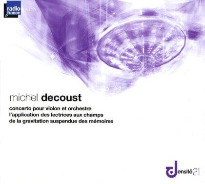 Michèle Decoust & Orchestre Philharmonique de Radio France - Concerto Pour Violon Et Orchestre