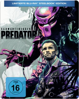 Predator (1987) (Limited Edition, Steelbook)