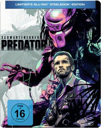 Predator (1987) (Limited Edition, Steelbook)