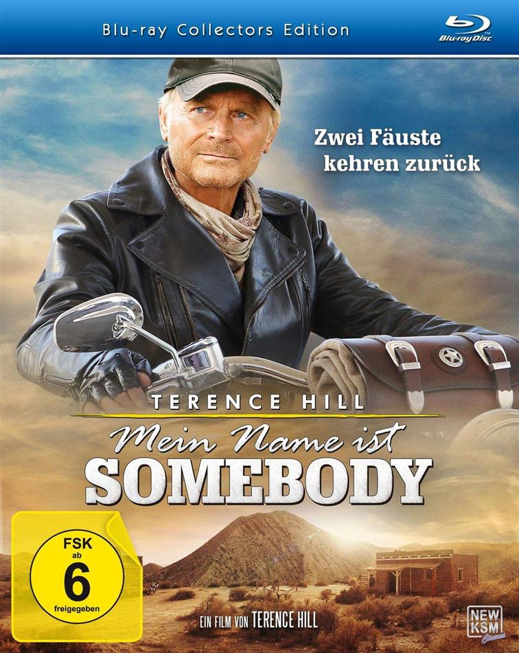 Mein Name ist Somebody - Zwei Fäuste kehren zurück (2018) (Collector's Edition)