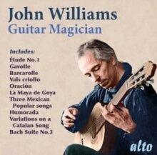 John Williams (Gitarrist) - Guitar Magician (Spanish & Latin Plus A Bach Cello Suite Transcribed)