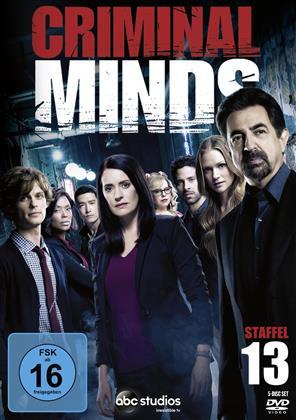 Criminal Minds - Staffel 13 (5 DVDs)